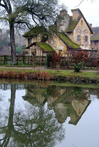 paris Versailles - Marie Antoinette's Farm