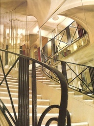 ritz paris coco chanel suite staircase