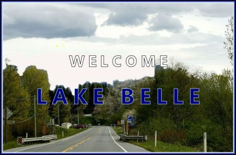 welcome lake belle