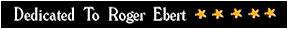 dedicated to roger ebert film friday