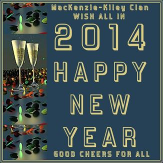 mackenzie-kiley clan happy new year 2014