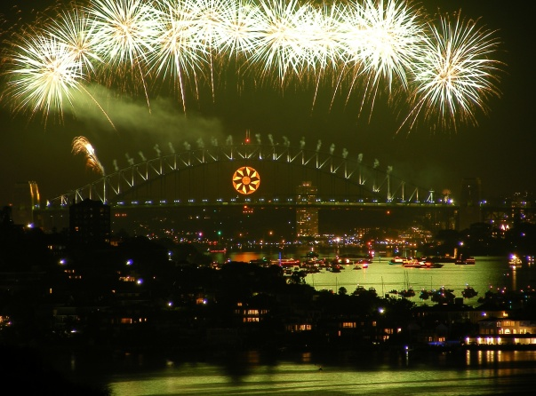 new_years eve sydney oz