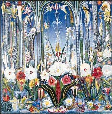 Joseph Stella - Flowers Italy