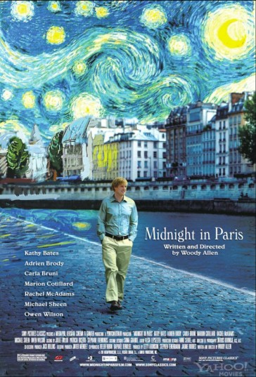 midnight in paris_poster