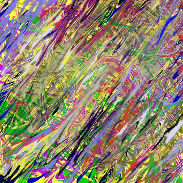 Streaking - Artist Jk McCormack (c) JkM 2007