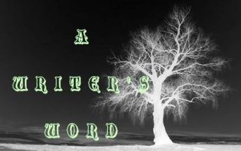 a writer's word 1 - day title sunday