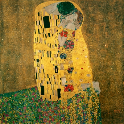 Gustav Klimt The Embrace