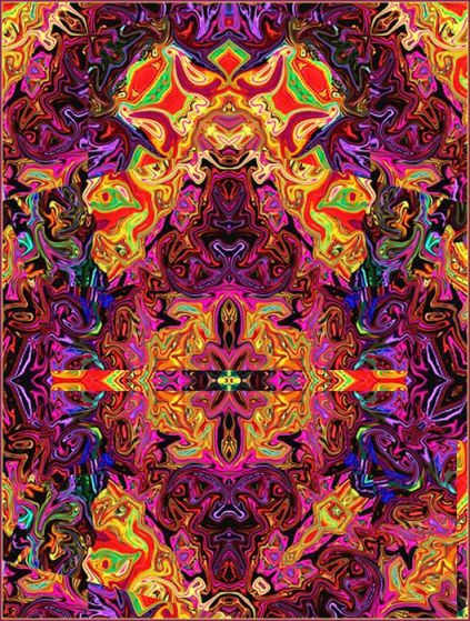 An Existential Soup - Artist Jk McCormack (c) jKm 2008