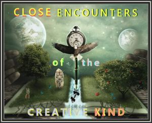 close encounters of the creative kind
