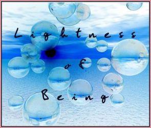 lightness of being day wednesday negative