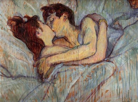 toulouse-lautrec-in-bed-the-kiss