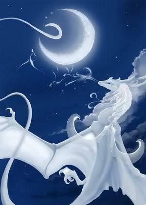 white dragon the secret keeper