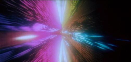 tte 2001-a-space-odyssey-rushing through colors