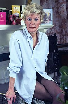 Elaine_Stritch 1973 by Allan Warren