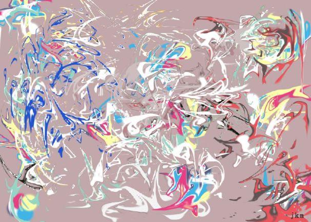 mindless outburst (c) jkm 2014