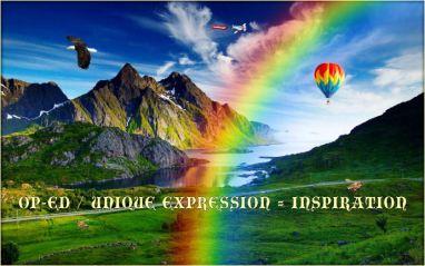 OP-ED-UNIQUE EXPRESSION-INSPIRATION