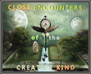 close encounters of the creative kind