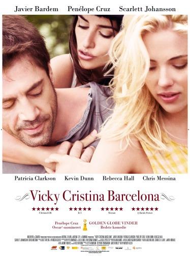 vicki cristina barcelona poster