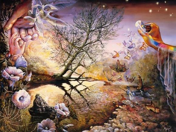 art of the imagination - josephine wall