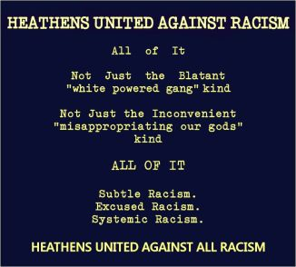 heathens united the blue version i create
