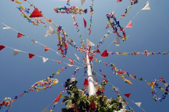 padstow-maypole-traveller by bryan-ledgard
