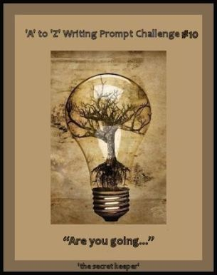 'a' to 'z' writing prompt poster #10