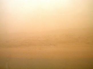 #70 sandstorm gold blown away in dust storm