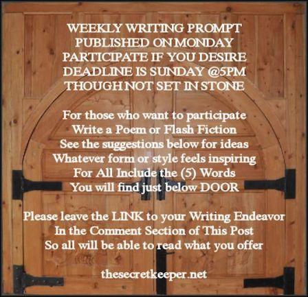 DOOR Template Instructions