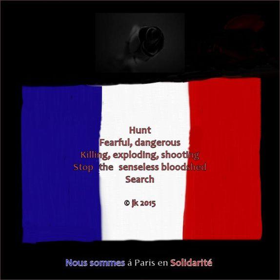 the black rose - hunt - cinquain
