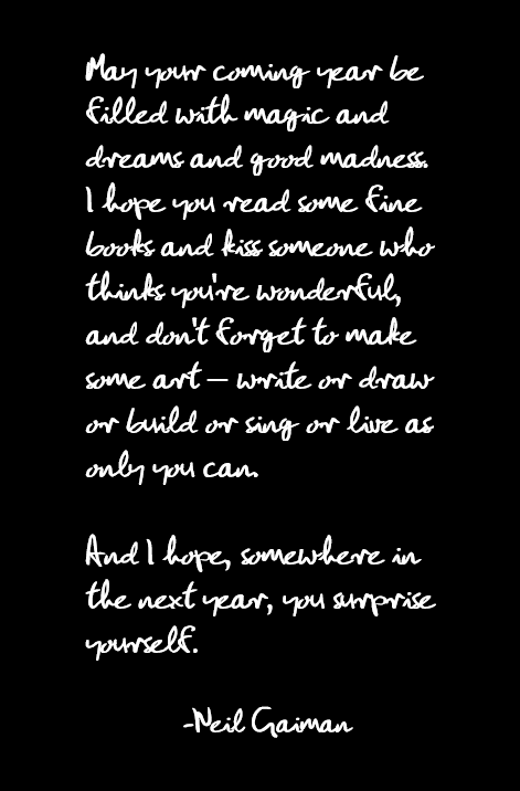 1 a neil gaiman wishes for the new year