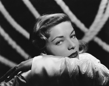 Giving-a-come-hither-glance-1944. lauren bacall