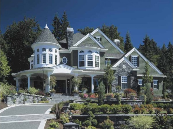 modern victorian home ideal
