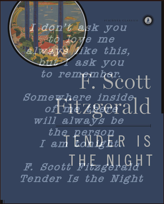 tender is the night the person i am tonight fsf