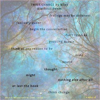 think change (c) kiley 16