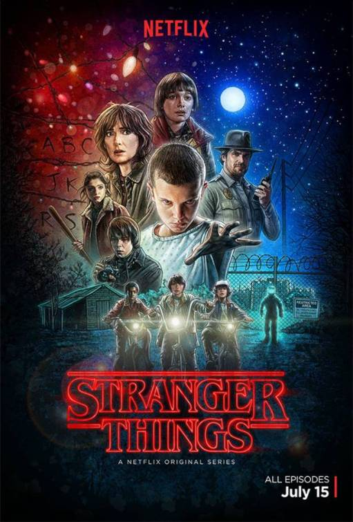 netflix stranger things