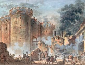 1789 --- by Jean-Pierre Houel --- Image by © Gianni Dagli Orti/CORBIS