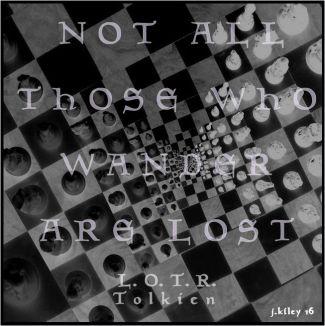 'those who wander' © j.kiley 16