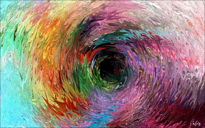inside the rainbow © j.kiley