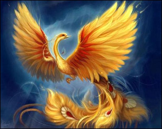 phoenix-golden