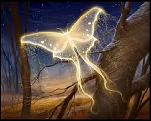 butterfly-golden-soul-leaving-body