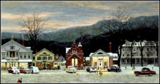 main-street-stockbridge-by-norman-rockwell1884-1978
