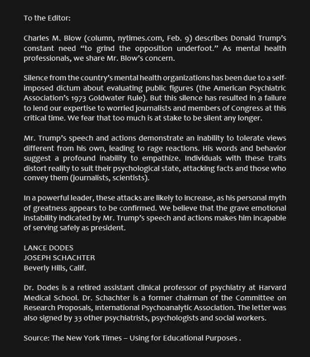 letter-editor-from-mental-health-profession-declaring-him-unable-to-be-president